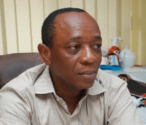 Photo of UEW sacks Nigerian Professor Nwagbara for disparaging comments