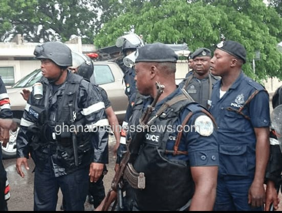 Photo of Volta Regional Police Command Has Arrested Some Police Officers Over Missing Rifle