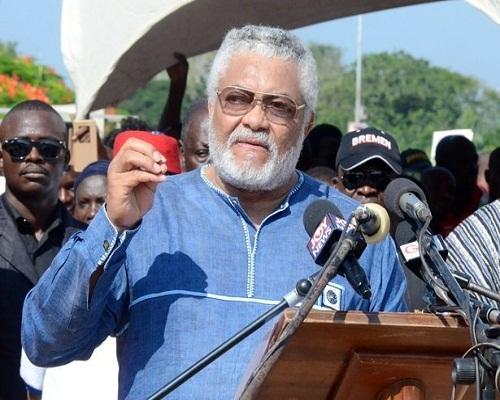 Photo of Some Pastors In Ghana Have Mental Problems-Rawlings