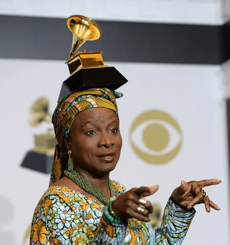 Take Africa Out of It and There's No Music-four times Grammy award winner Angelique Kidjo