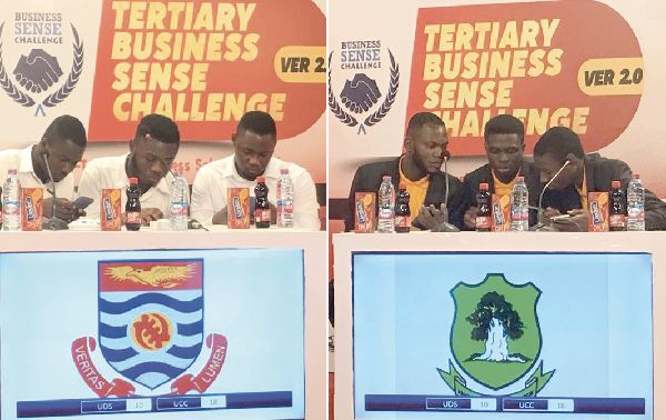 Photo of Once Eliminated UDS Bounces Back To Win 2020 Tertiary Business Quiz