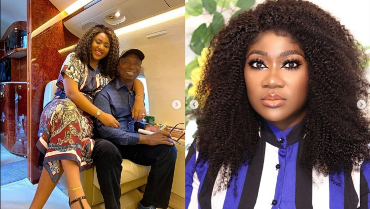 Photo of Checkout the hidden story of how Mercy Johnson tried to convince Regina Daniels not to marry Billionaire Ned Nwoko