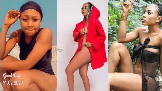 Photo of If you have any issues with me come out and face me -Akuapem Poloo dares Celebrities | Screenshot