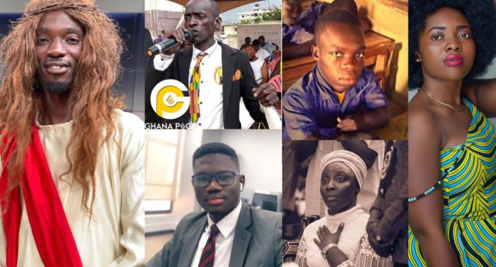 Photo of 10 Ghanaians who gained fame through social media in 2019