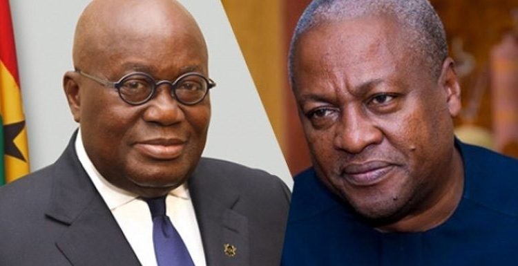 Photo of Polls:Who wins 2020 Ghanaian presidential election