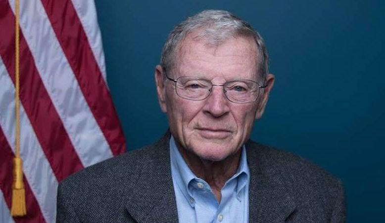 Photo of Trump: SASC Chair Jim Inhofe 'WILL NOT' Change Military Base Names