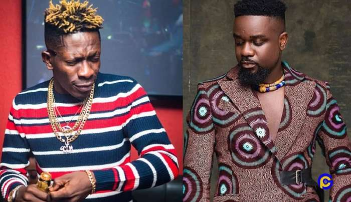 Photo of Check out what Shatta Wale did for Sarkodie on his birthday