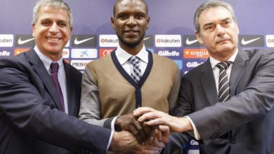 Photo of OFFICIAL: Barcelona sack sporting director Eric Abidal