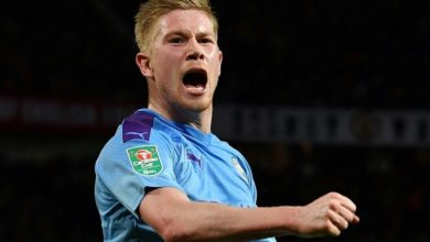 Photo of OFFICIAL: De Bruyne named EPL Player of the Season for 2019-20