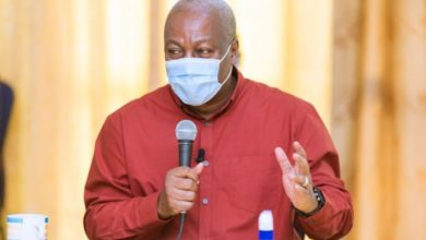Photo of I won't accept Agyapa Royalties deal if I'm elected President – Mahama
