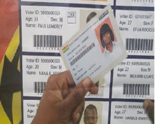 Photo of Your Old voters ID card is still valid for Transactions. HERE's why