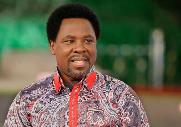 Photo of VIRAL VIDEO: Where Prophet TB Joshua visits before every church service surfaces online [WATCH VIDEO]