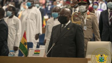Photo of Breaking News:Ghana's Akufo Addo elected new chairman of ECOWAS