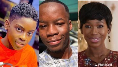 Photo of Young Man publicly says he will Rape DJ Switch soon – Actress Ama Abebrese Reacts Angrily [PHOTOS]