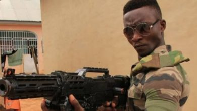 "Photo of Popular Kumawood Actor ""Scorpion"" Known for most kumawood action movies Shot by Armed robbers"