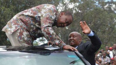 How Kinuthia Mbugua blocked the DP from accessing State House last Friday