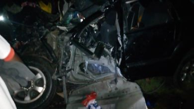 Photo of NPP parliamentary candidate Abu Kamara dies in fatal car crash [photos]