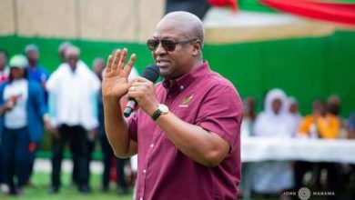 Photo of 'Swing regions' swinging in our favour – John Mahama