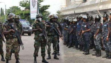 Photo of Joint Military and Police Force Deployed To Restore Heighten Tension In Kumasi