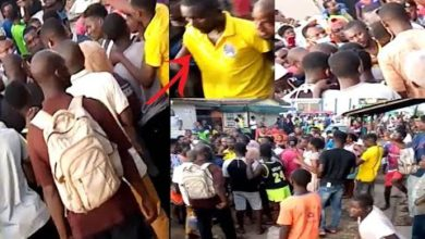 Photo of Kidnapper Caught At Ashaiman For Attempting to Abduct School Boy For JUJU -[WATCH VIDEO]