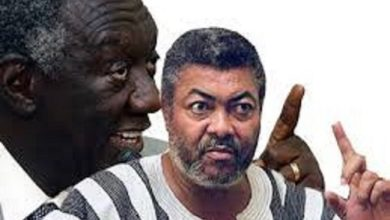 Photo of Kufuor not worried Rawlings didn't make peace with him before dying – Aide Reveals
