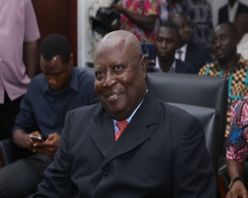 Martin Amidu Rejects Sitting Allowance Paid Him For Meetings