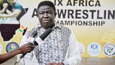Photo of Armwrestling Vice President Kofi Addo-Agyekum wins Most Respected Industry CEO award