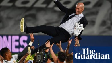 Photo of Real Madrid Boss Zinedine Zidane Says He's Not Going To Resign
