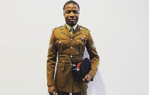 British soldier born in Ghana who insulted Akufo-Addo over NAM 1 detained for fraud