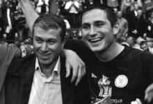 Roman Abramovich's message to Chelsea fans and Frank Lampard